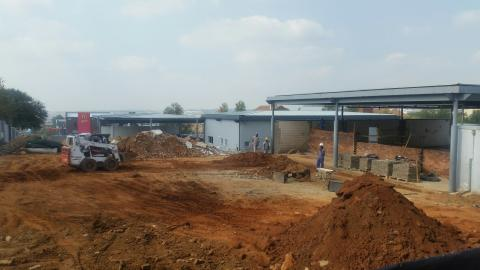 Grand Central Motors Phase 2